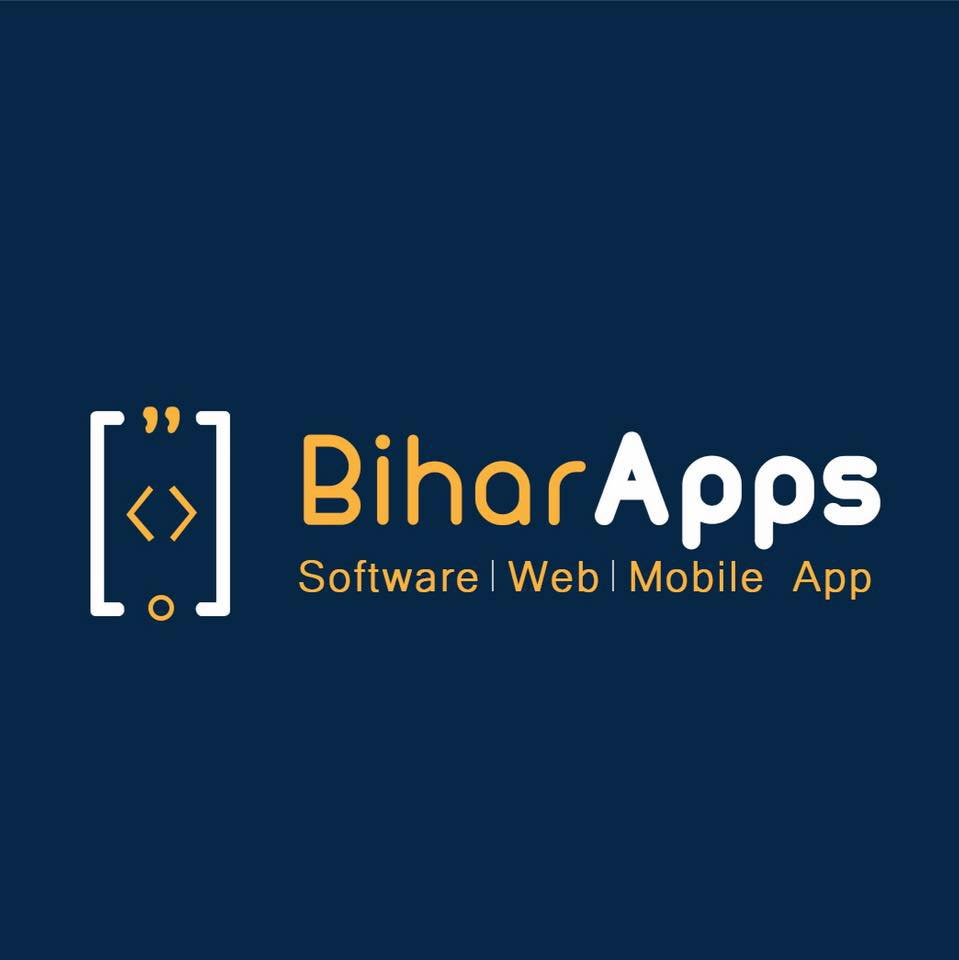 BiharApps Best Website Development Company Patna Logo