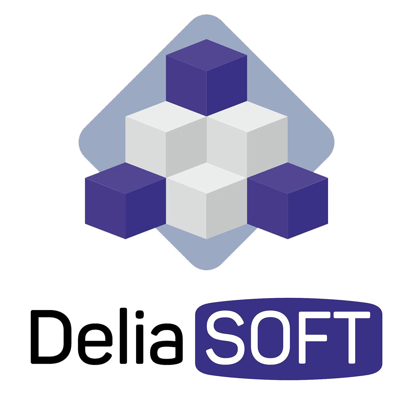 DeliaSoft Sp. z o.o. Logo