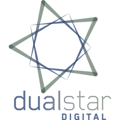 DualStar Digital Logo