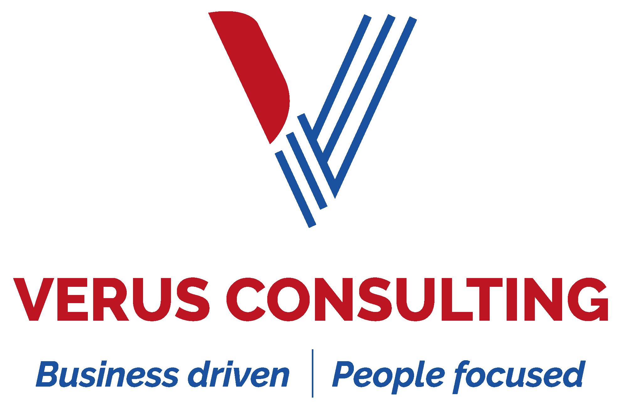 VERUS CONSULTING Logo