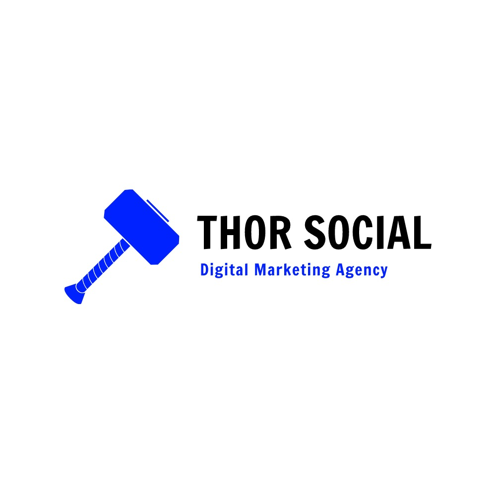 Thor Social | Digital Marketing Agency Logo
