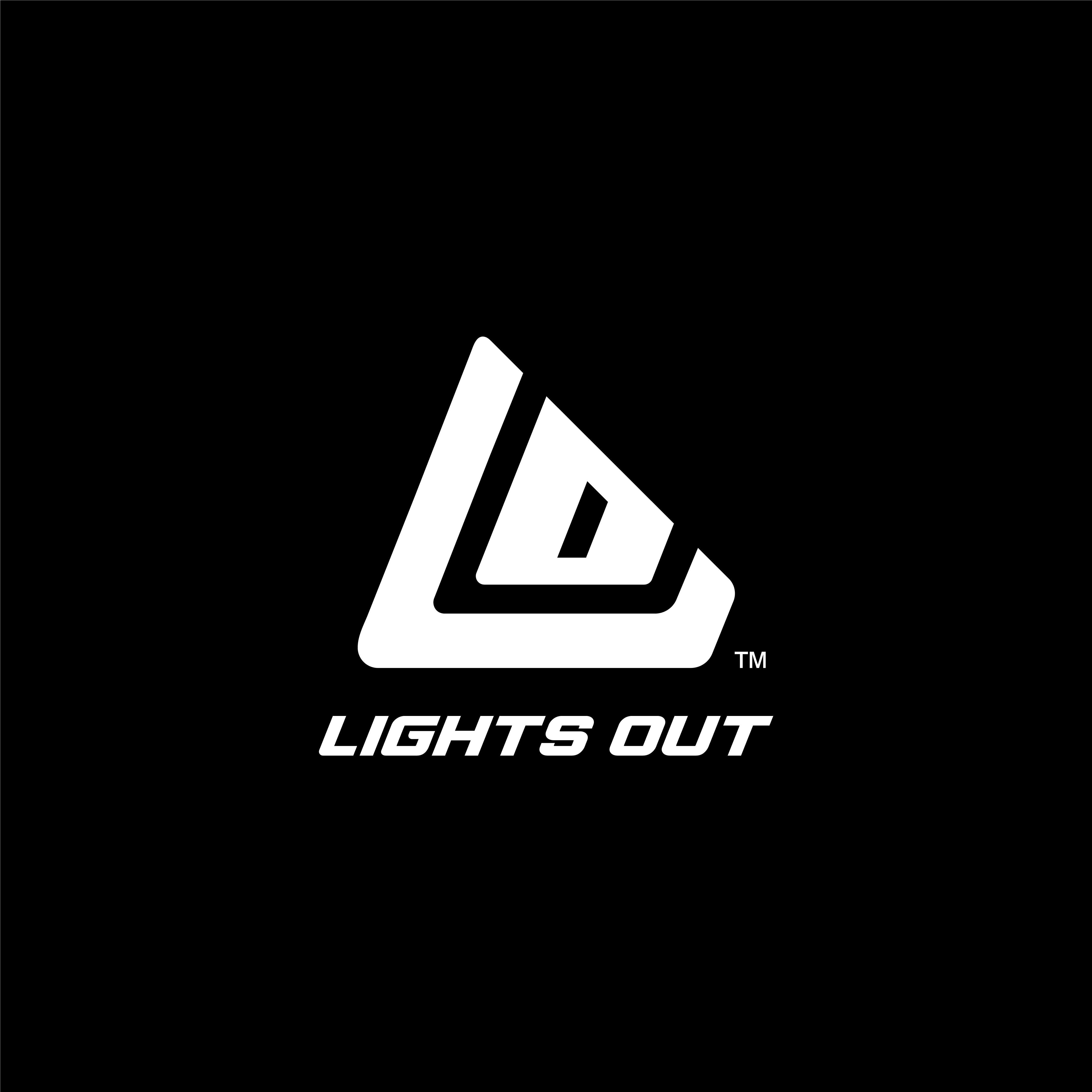 Lights Out Studio Logo