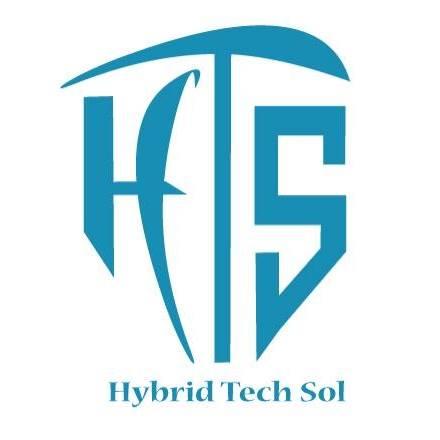 Hybrid Tech Sol Logo