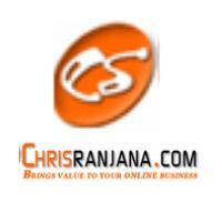 Chrisranjana.com data engineers ETL developers Logo