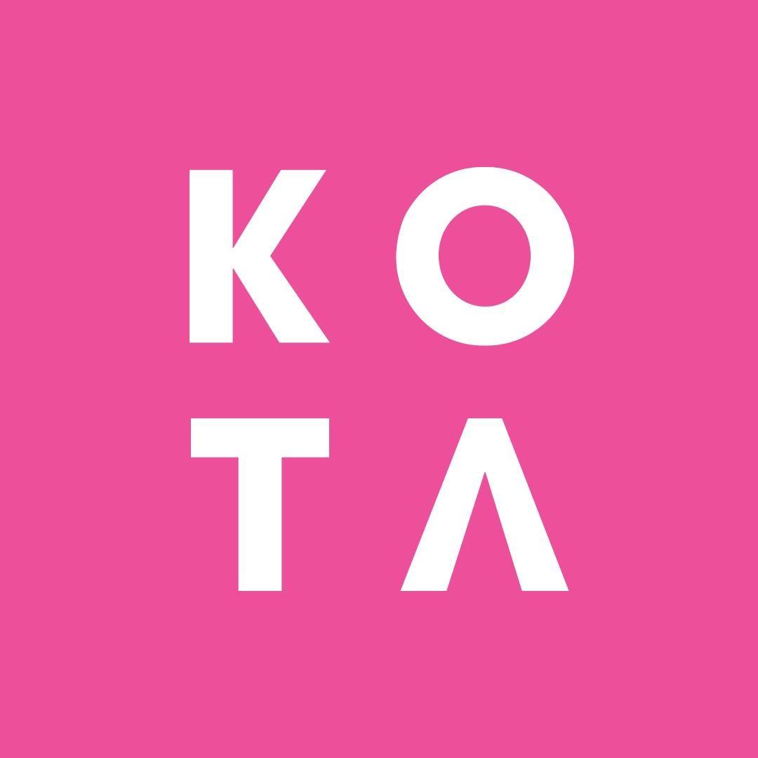 KOTA -  Creative Digital Agency Logo
