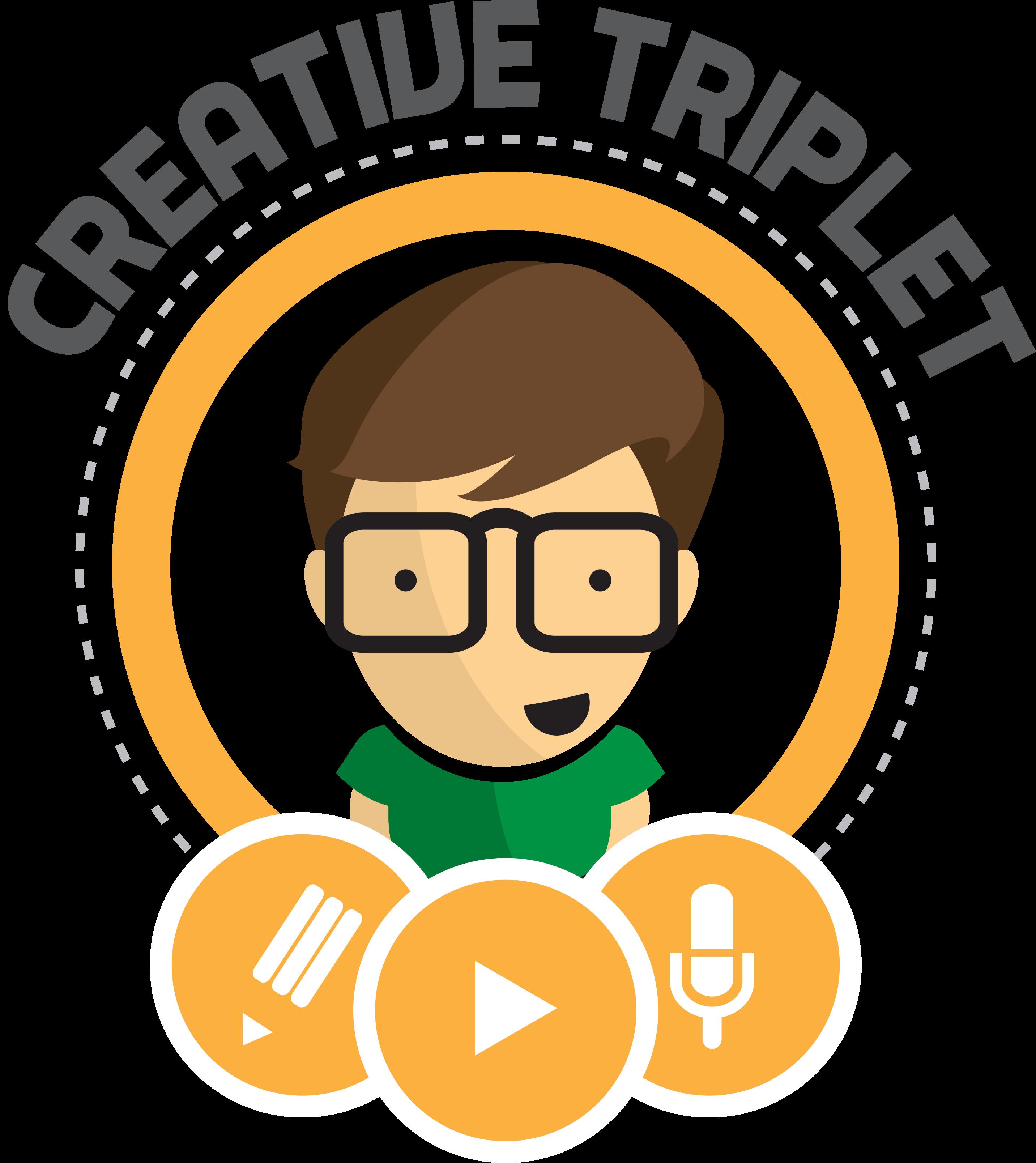 Creative Triplet Logo