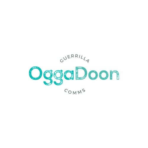 OggaDoon PR and Digital Marketing Logo