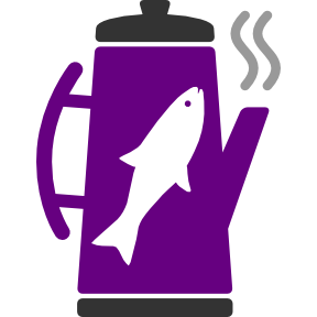 Fish Percolator Logo