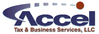 Accel Tax & Business Services, LLC Logo