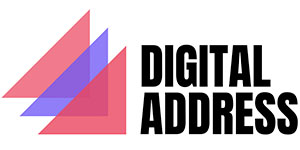 The Digital Address Logo
