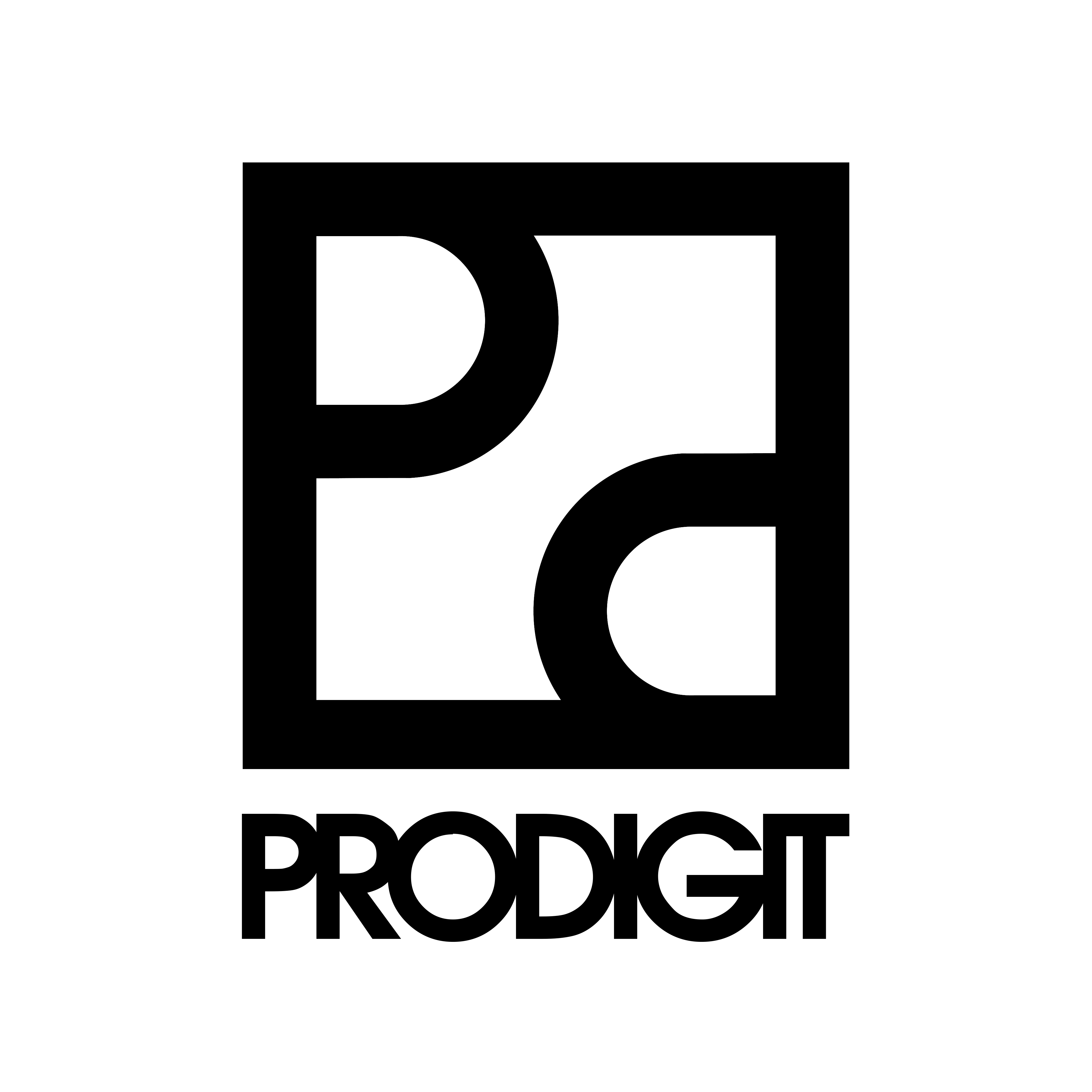 ProDigit | Best Web Development and Digital Marketing Agency Logo