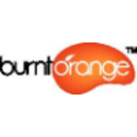 Burnt Orange Accounting Logo