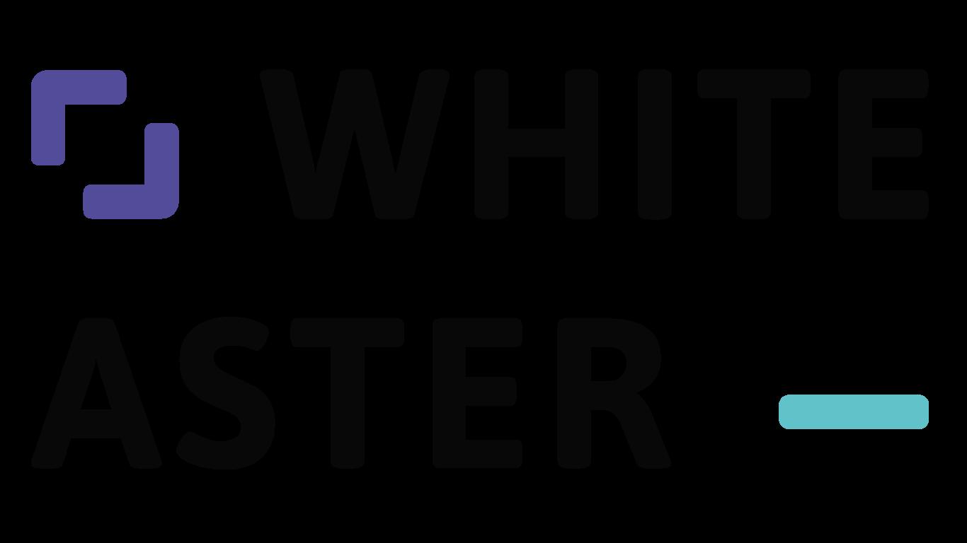 Whiteaster sp. z o.o. Logo