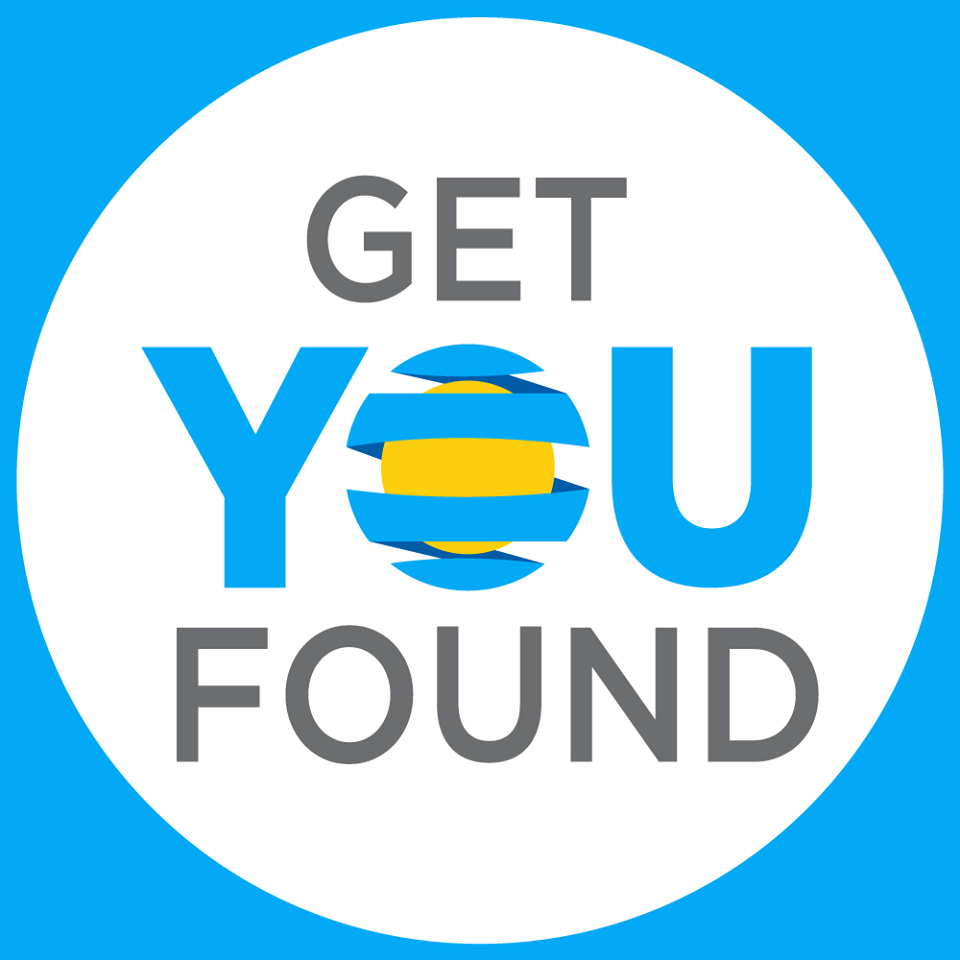 Get YOU Found Digital Marketing Logo