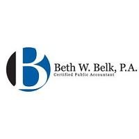 Beth W. Belk, P.A. Logo