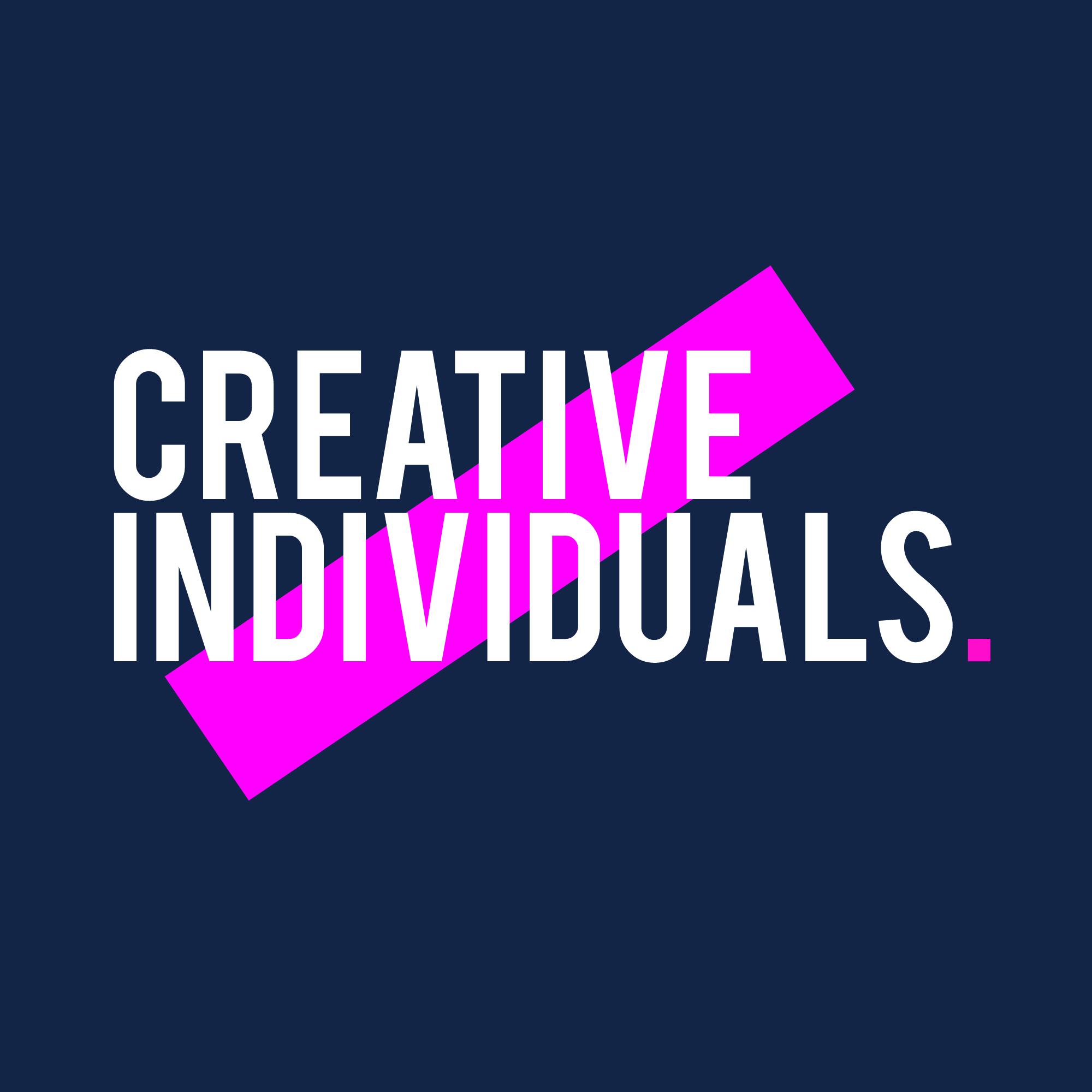 Creative Individuals Digital Logo