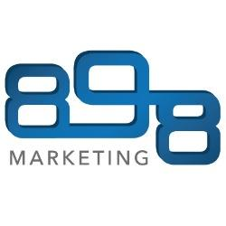 898 Marketing Logo