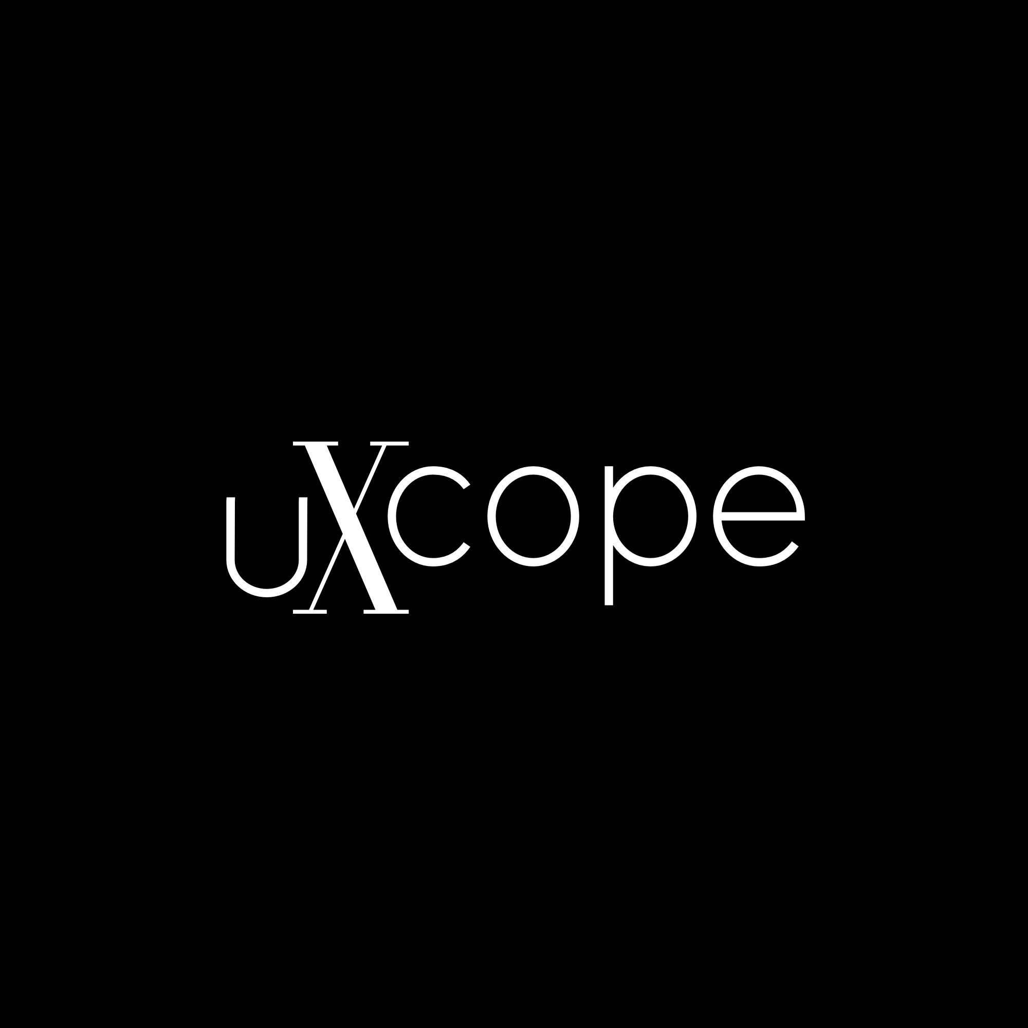 uXcope Design Studio Logo