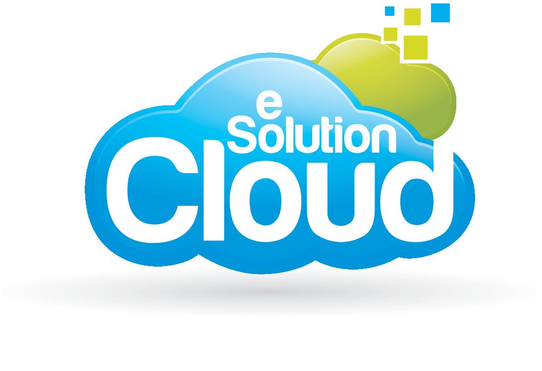 eSolution Cloud Logo