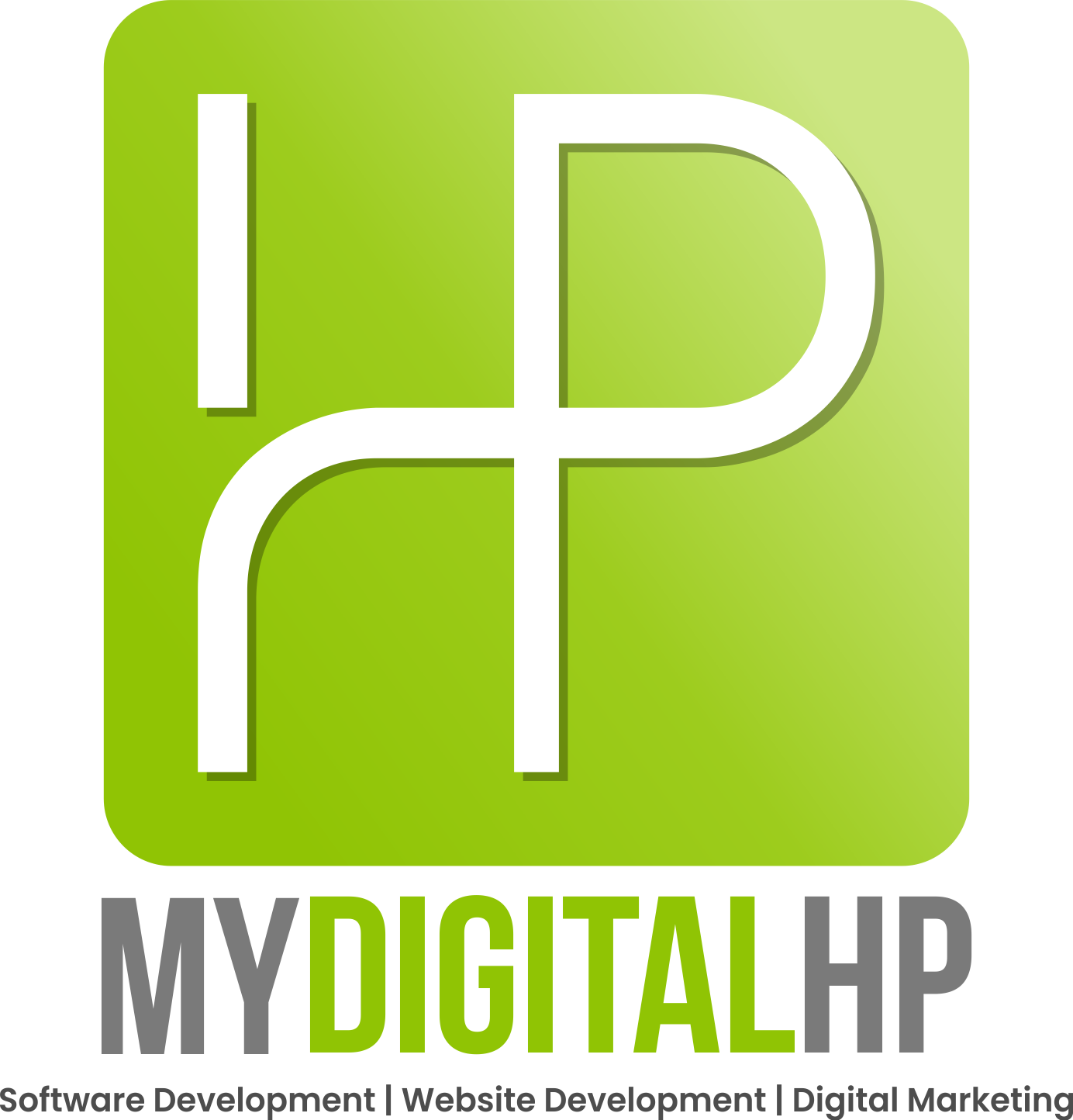 MyDigitalHp IT Solutions Logo