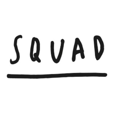 Squad - Manchester Logo