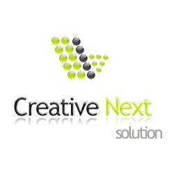 Creative Next Solutions Logo