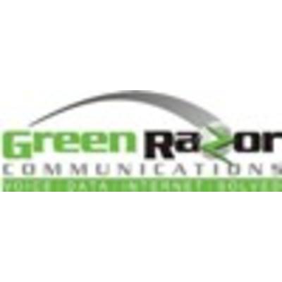 Green Razor Communications Logo