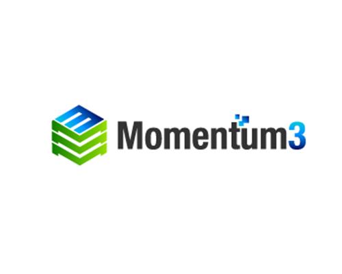 Momentum3 Logo