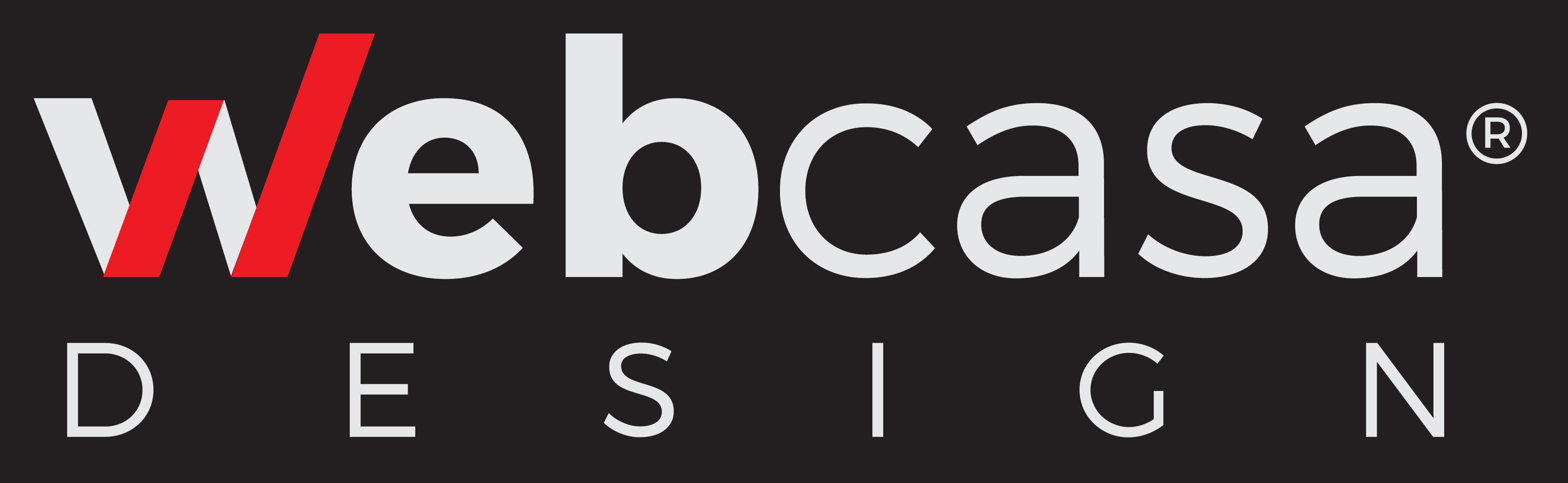 Web Casa Design Logo