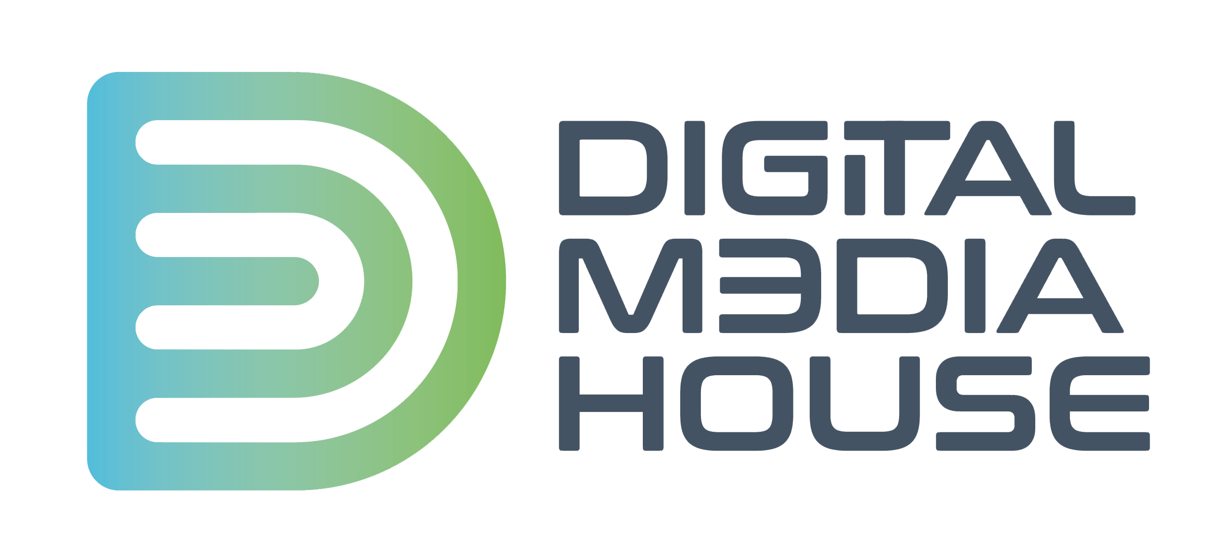 The Digital Media House Logo