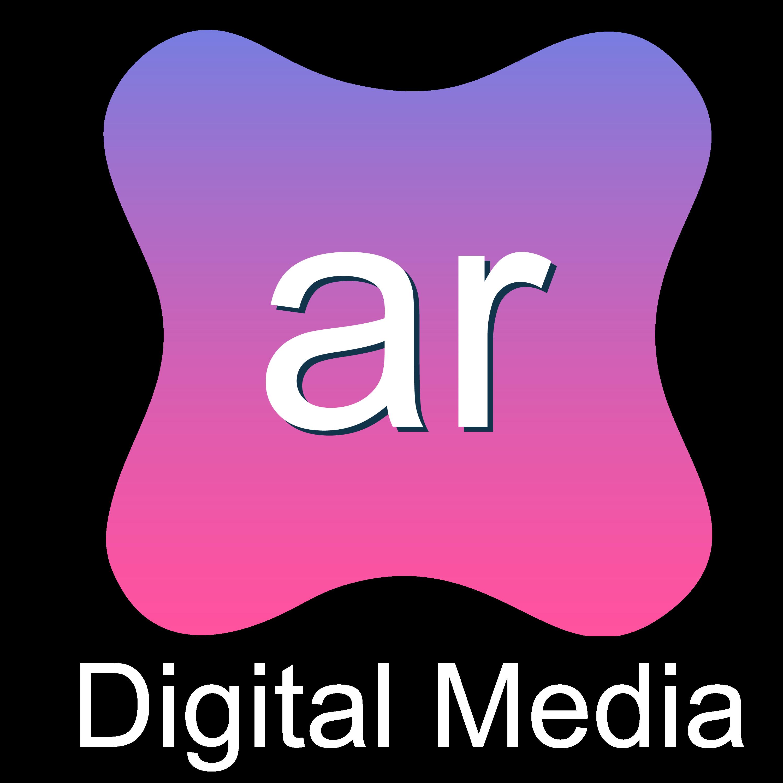 AR Digital Media Logo