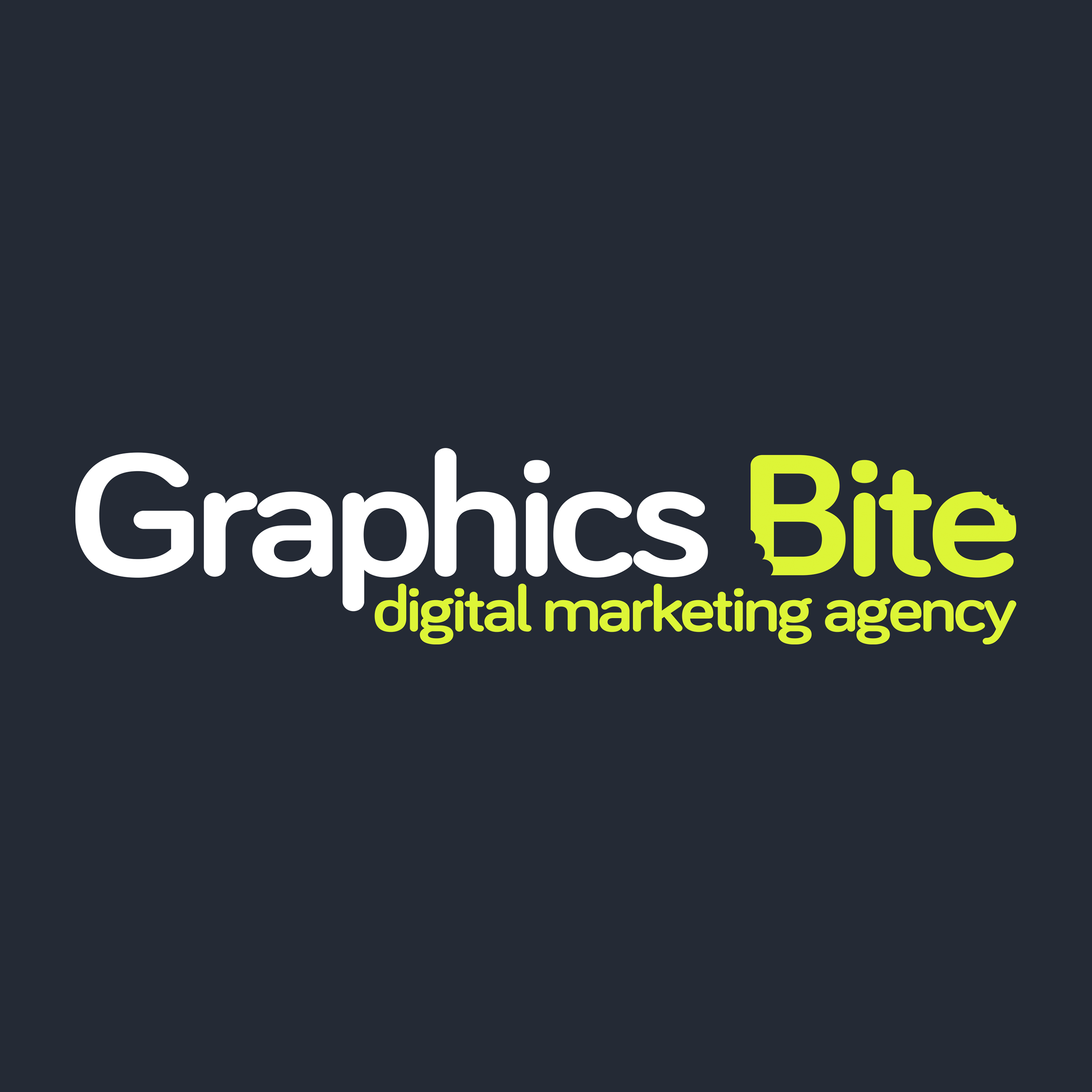 Graphics Bite Logo