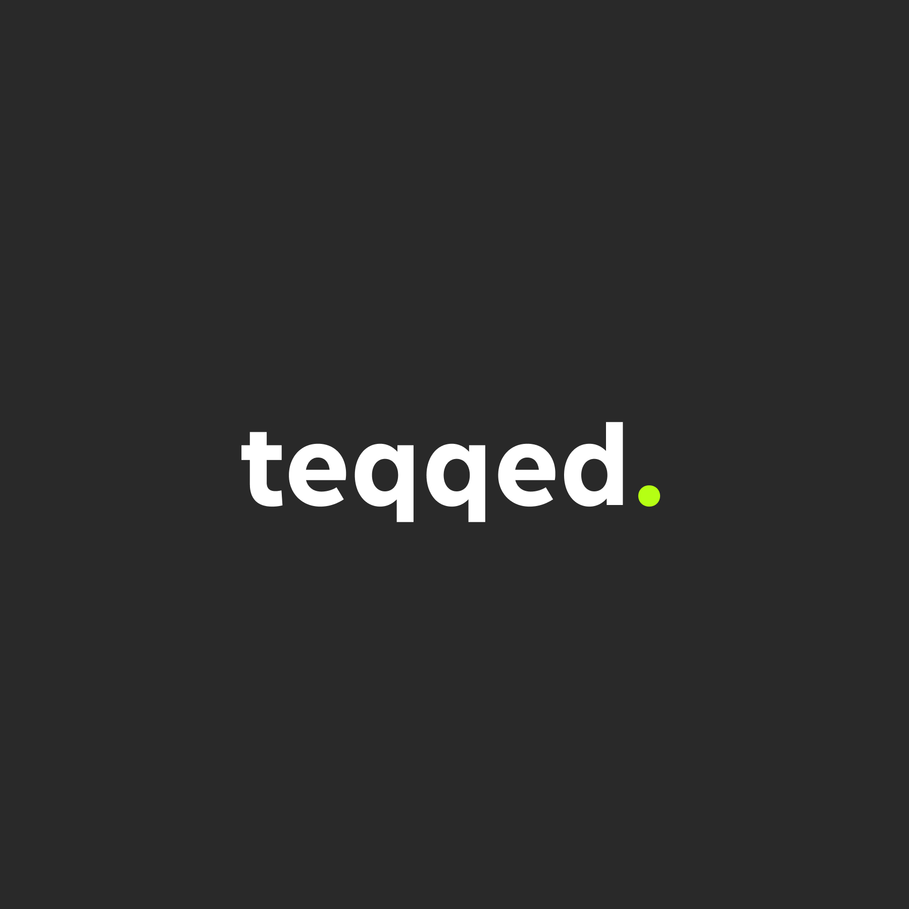 TEQQED Logo
