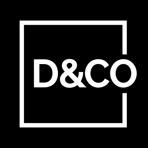 D and Co Studio Logo
