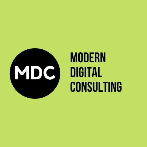 Modern Digital Consulting Logo