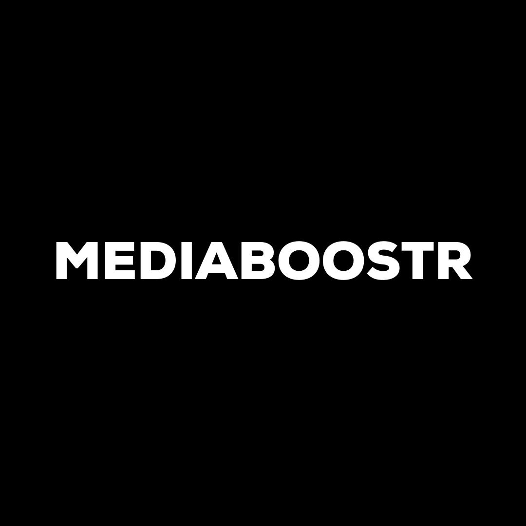 MediaBoostr Logo