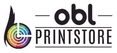 OBL Print Store Logo