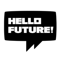 Hello Future Logo