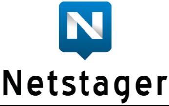 Netstager Logo