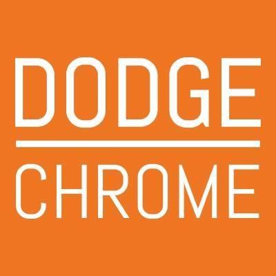 Dodge Chrome Logo