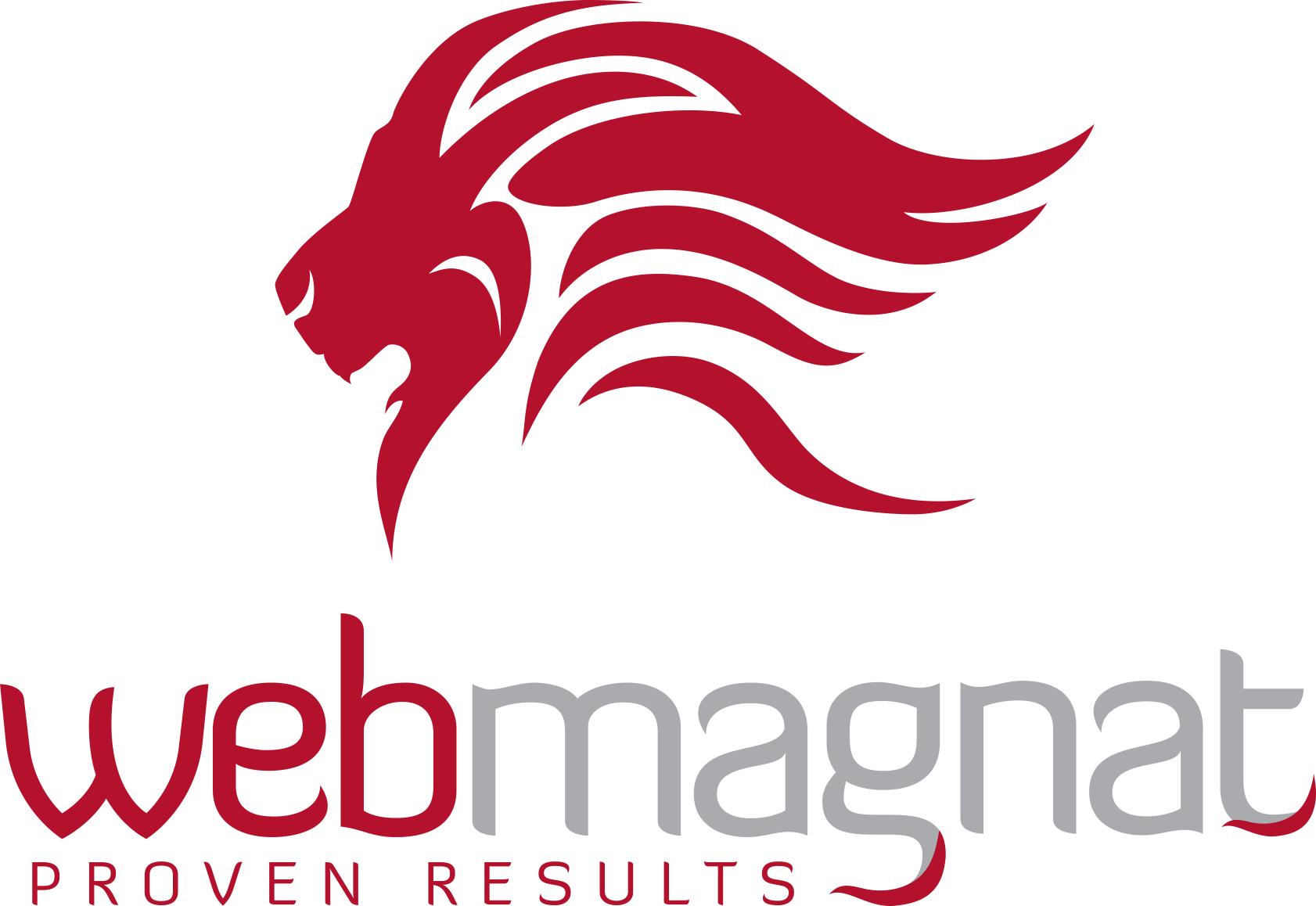 WebMagnat Logo