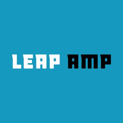 LEAP Amp Logo