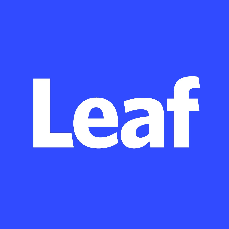 Leaf Design Logo