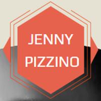 Web Design & Development by Jenny Pizzino Logo