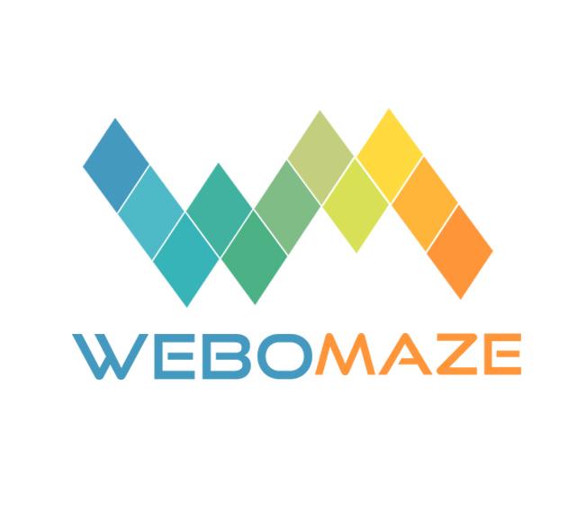 Webomaze Logo