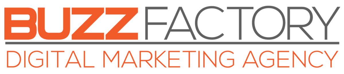 Buzz Factory - Digital Marketing Agency Logo