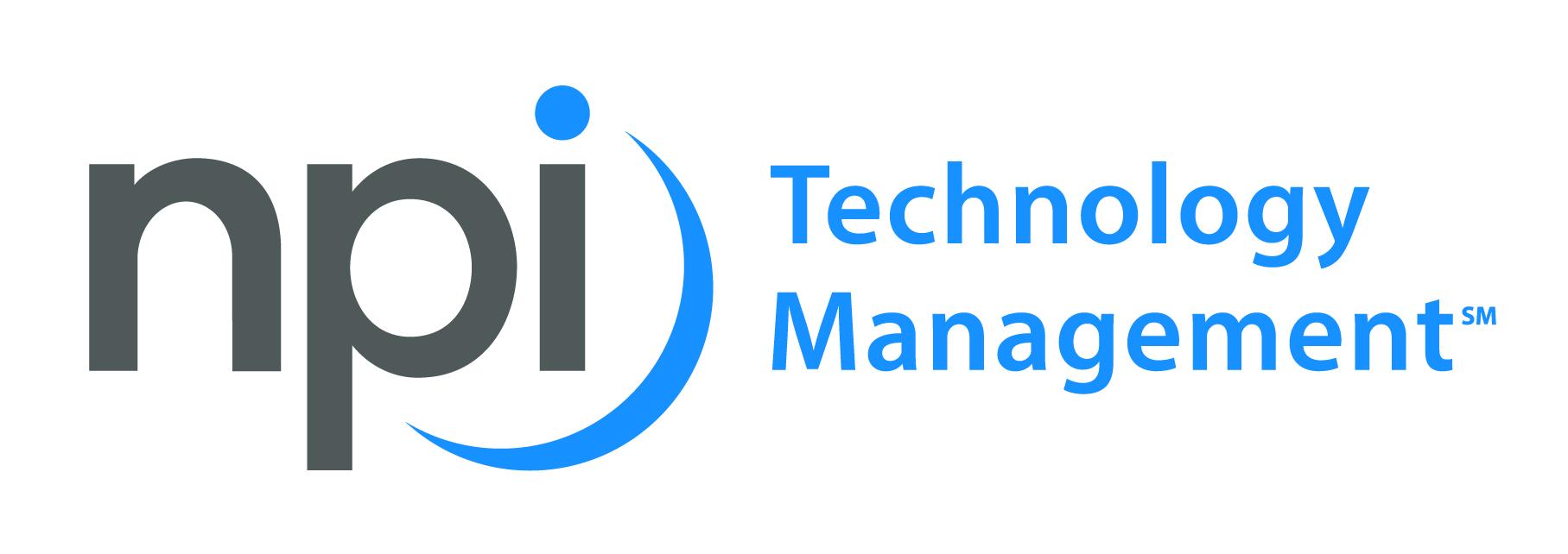 NPI Technology Management Logo