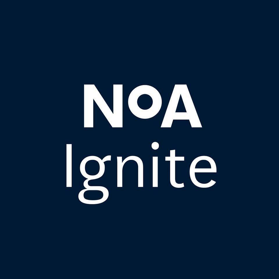 NoA Ignite Poland (formerly Making Waves Poland) Logo