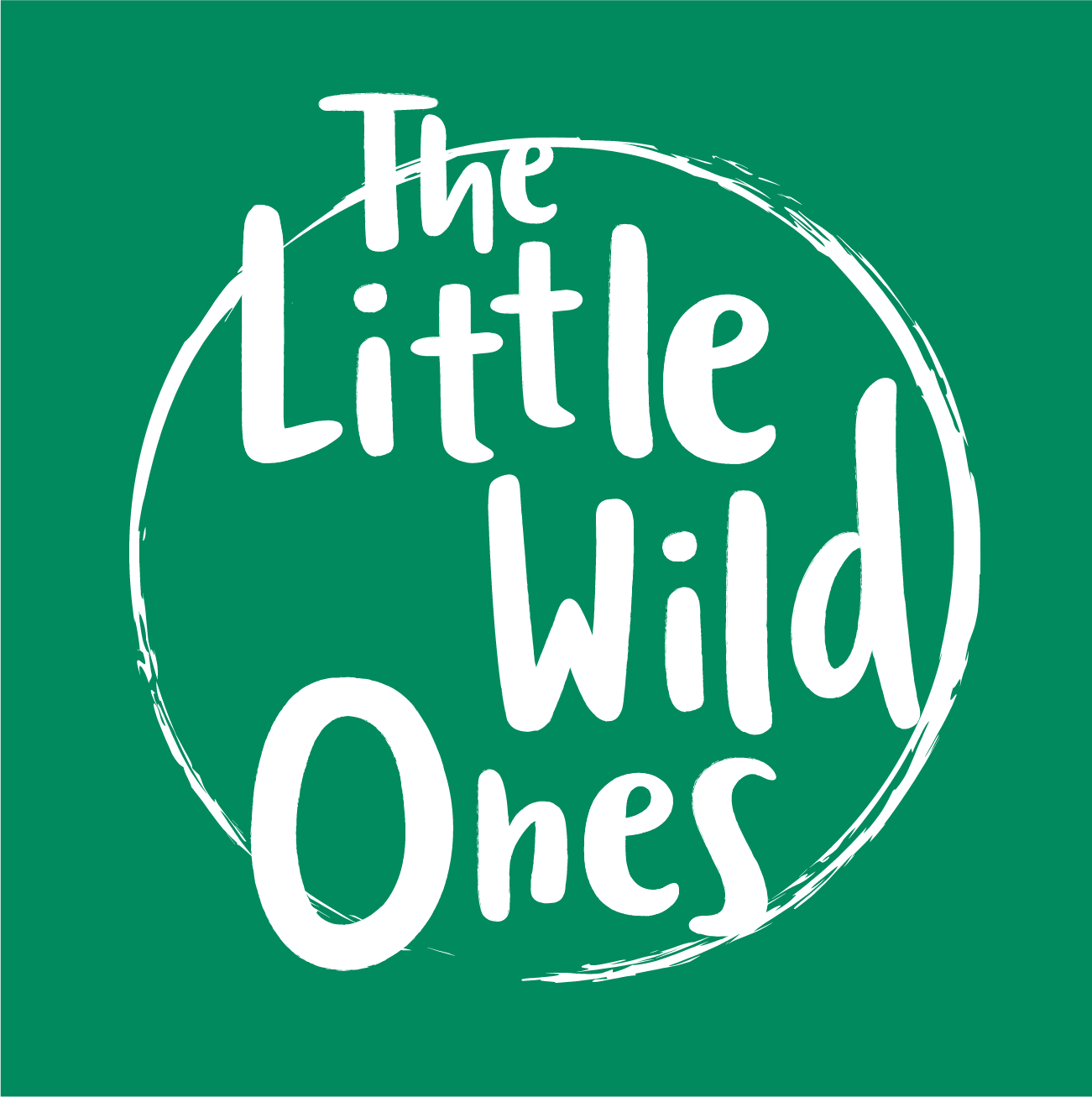 The Little Wild Ones Logo