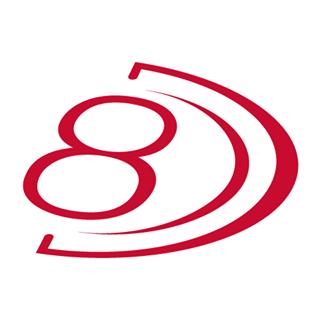 8D Technologies inc. Logo